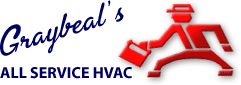 Graybeals All Service HVAC Logo